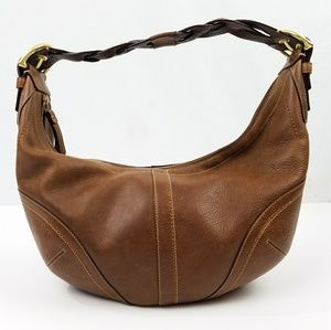 Coach Dylan Soho Brown Leather Bag